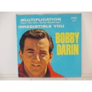BOBBY DARIN : Multiplication / Irresistible you