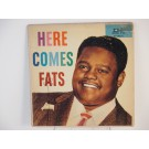 FATS DOMINO : (EP) The rooster song / My happiness / As time goes by / Hey La Bas