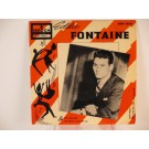 EDDIE FONTAINE : (EP) Cool it baby / Into each life some rain must fall / One and only / Hey Marie rock with me