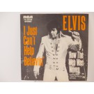 ELVIS PRESLEY : I just can't help believin' / How the web was woven