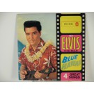 "ELVIS PRESLEY : (EP) ""Blue Hawaii"" : No more / Title / Moonlight swim / Almost always true"