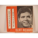CLIFF RICHARD : The twelth of never / I'm afraid to go home