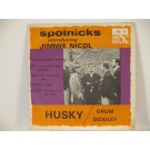 SPOTNICKS : Husky / Drum Diddley