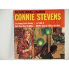 CONNIE STEVENS : (EP) Too young to go steady / Let's do it / On a slow boat to China / A little kiss is a kiss, is a kiss