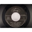 DINAH WASHINGTON : Early every morning / Do you want it that way
