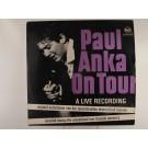 """PAUL ANKA : """"Paul Anka on tour"""""""