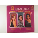 "ANN-MARGRET, KITTY KALLEN & DELLA REESE : ""3 great girls"""