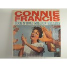 """CONNIE FRANCIS : """"Connie Francis sings Rock n' Roll million sellers"""""""