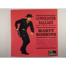 "MARTY ROBBINS : ""Gunfighter ballads and trail songs"""