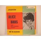 ALICE BABS : Här är Madison / Josefon
