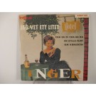 INGER BERGGREN : (EP) Jag vet ett litet hotel / Cha ba di cha ba da / En stilla flirt / Om kärleken