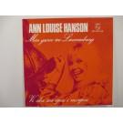 ANN-LOUISE HANSON : Min greve av Luxemburg / Vi ska ses igen i morgon