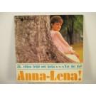 ANNA-LENA LÖFGREN : Åh, vilken fröjd och lycka / Vad det du?