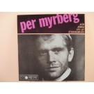 PER MYRBERG : (EP) Ja-da / Jessica / Lite lat / Stockholmsblues