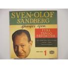 SVEN-OLOF SANDBERG : (EP) Jag kysser eder hand, madame / Gigolo / Capri / Tango-kavaljeren
