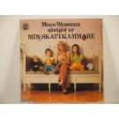 MONA WESSMAN : (EP) Vänster, höger / Imse vimse spindel / Videvisan / Tre pepparkaksgubbar / Ekorrn satt i granen / Ro ro till fiskeskär